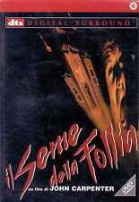 Il seme della follia (1994) DVD Assolutamente INTROVABILE