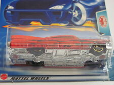 HOT WHEELS 2003 PRIDE RIDES 2/10 1959  CADILLAC #140 CHROME BASE ERROR
