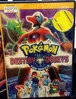 Pokemon (Movie 7): Destiny Deoxys ~ All Region ~ Brand New ~ English Version ~