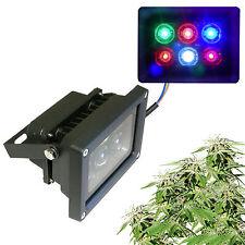 LAMPADA LED GROW FARETTO 18 W ALLUMIO per piante acquari coltura idroponica