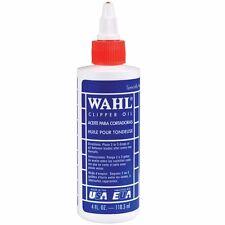 Wahl Clipper Aceite Lubricante para blades recorte de cabello 118ml