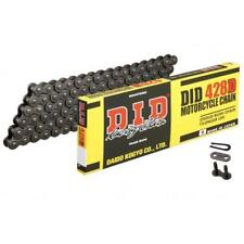 DID Motorcycle Drive Chain 428-128 Black
