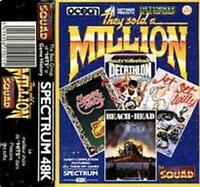Sinclair ZX Spectrum They Sold A Million🕹️ Jet Set Willy/Sabre Wolf/Beach-Head+