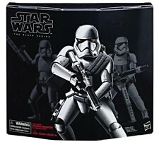 Star Wars The Black Series First Order Stormtrooper with Gear (Amazon Exclusi...