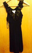 Baby Phat Dress Black Small