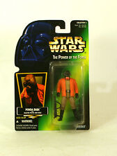 Star Wars Green Card Holo POTF2  Ponda Baba MOC