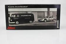 Schuco 1:87 Piccolo-Set Porsche Renndienst Alloy car model