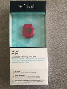 Fitbit Zip in Magenta