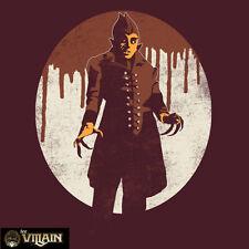 NOSFERATU Choculatu COUNT CHOCULA Cereal Vampire Art Dracula NEW TEEFURY T-SHIRT