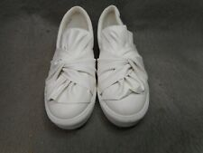 VINTAGE WOMAN'S MIA ZOE SHOES SLIGHTLY USED  SIZE 8 FAUX LEATHER