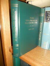 10000 Vital Records of Eastern New York Genealogy Book