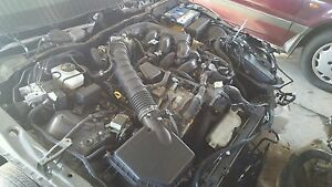Lexus IS250 Engine and Gearbox