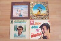 ADAMO Sammlung Chansons  LP  Vg - VG+