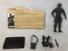 G I Joe 25Th Anniversary Ninja Commando Snake Eyes!