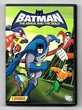 DVD / BATMAN THE BRAVE AND THE BOLD VOLUME 3 (5 EPISODES) DC COMICS COMME NEUF
