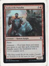 Magic: MTG: Throne of Eldraine: Foil: Embereth Paladin