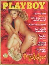 Playboy Croatia May 2002 - CHRISTIE SHAKE