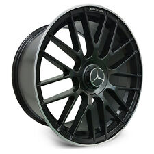 4x Benz AMG Styling 19x8.5/9.5 5x112 ET42/45 Staggered Alloy Sport Mags wheels