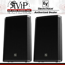 "Electro-Voice EV ZLX-12 12"" Two-Way Passive Loudspeaker / Monitor 1000W (PAIR)"
