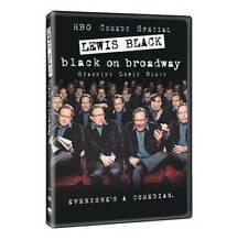 Lewis Black - Black on Broadway - DVD By Lewis Black - VERY GOOD