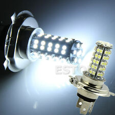 DC 12V H4 3528 68-SMD LED 6500K 310-Lumen White Car Fog Light Bulb Headlight New