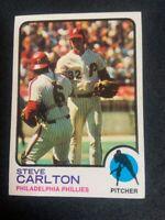 1973 Topps Set Break #300 Steve Carlton NM-MT OR BETTER
