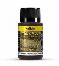 Vallejo Russian Thick Mud Model Paint Kit, 40ml VAL 73808