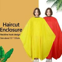 Salon Hair Cut Hairdressing Hairdresser Barbers Cape Gown hot Adult Cloth X3U4