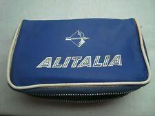 ALITALIA Winged Arrow Airlines rare vintage 1950's amenity kit ARDEN FOR MEN