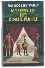The Bobbsey Twins' Mystery Of The King's Puppet Laura Lee Hope 1967 Hardback