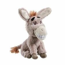 DreamWorks Shrek - 18cm Plush Donkey Soft Toy *BRAND NEW*