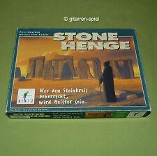 Stonehenge taktikspiel a partir de 10 años de puro Knizia © 1993 rar top!