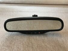 05-08 Cadillac STS Rear View Mirror W/ OnStar Auto Dimming OPT OEM