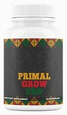 Primal Grow Pro for Men - Revamped Formula Designed for Performance - 30 Capsule