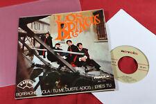 Los Brincos  BORRACHO + 3 - 7'' EP Novola NV-113 Spain 1965