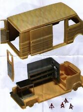 Transkit 1/43 Set porte Aperte/interni x FIAT 242 Assistenza Arena Tk021