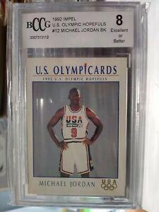 1995-96 , Topps Gallery , #10 , Michael Jordan , graded 8 excellent
