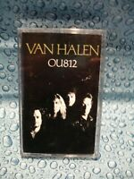 """Van Halen –""""OU812""""     Vintage Collector Cassette   Warner Bros. – 4-25732"""