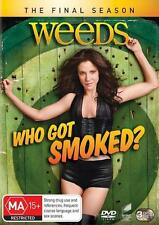 WEEDS : SEASON 8 : NEW DVD