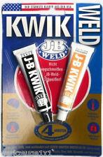 JB WELD - Kwik Colla ,Resistente al calore ,Antiacido di ferro, universale
