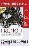 Complete Basic Courses: French : The Basics by Living Language Staff (2008, Mixe