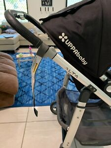 UPPAbaby Alta pram and bassinet