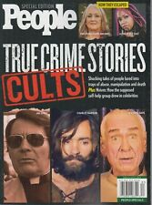 People Special Edition True Crime Stories CULTS 2019