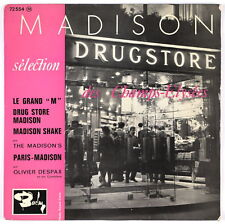 OLIVIER DESPAX/THE MADISON'S  DRUGSTORE CHAMPS ELYSEES EP 45 tours