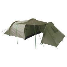 Mil-Tec 3 Man Tent Plus Storage Space Camping Hiking Fishing Best