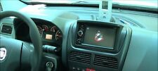 AUTORADIO NAVIGATORE GPS 2 din FIAT DOBLO' Dvd Usb Sd Aux Bluetooth DAB INCLUSO