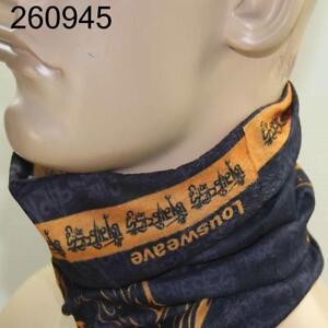 Face Guard Neck Gaiter Sun Cover Balaclava Bandana Scarf Hair Head Band 260945