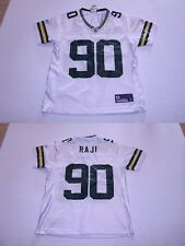 Women's Green Bay Packers B.J. Raji S Jersey (White) Reebok Jersey