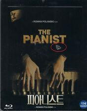 The Pianist KimchiDVD Exclusive Limited Edition SteelBook w.1/4 Slip; Korea READ