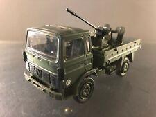 Solido camion renault TRM 2000 en version canon de 20mm  N°79